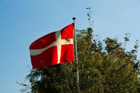 Flag, Guldborgsund Frivilligcenter