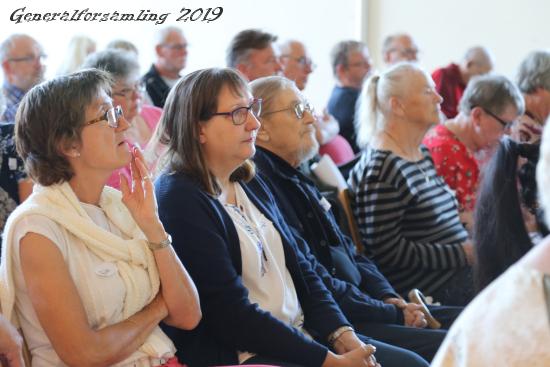 Guldborgsund Frivilligcenter Generalforsamling 2019