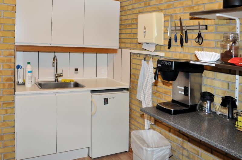 Køkken Guldborgsund Frivilligcenter