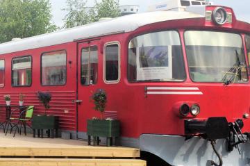Værestedet Perronen Nykøbing F. Guldborgsund Frivilligcenter