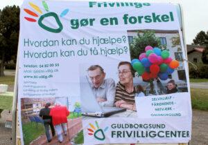 Slip frivilligheden løs, Guldborgsund Frivilligcenter
