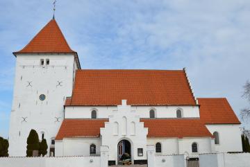 Toreby Kirke, Guldbrogsund Frivilligcenter
