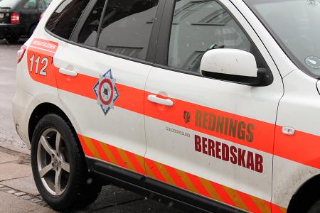 ambulance, Guldborgsund Frivilligcenter