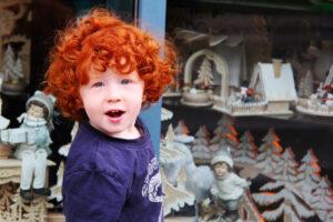 Rødhåret dreng, Guldborgsund Frivilligcenter