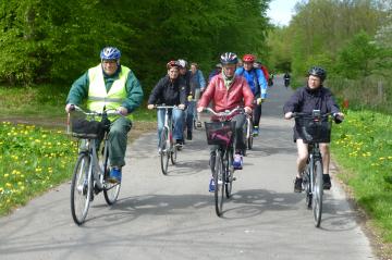 Sundgruppen på Cykel, Guldborgsund Frivilligcenter