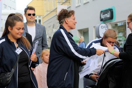 Dorthe Geertsen, Guldborgsund Frivilligcenter