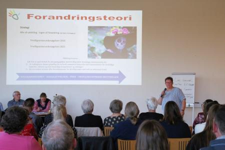 Generalforsamling 20189, Guldborgsund Frivilligcenter