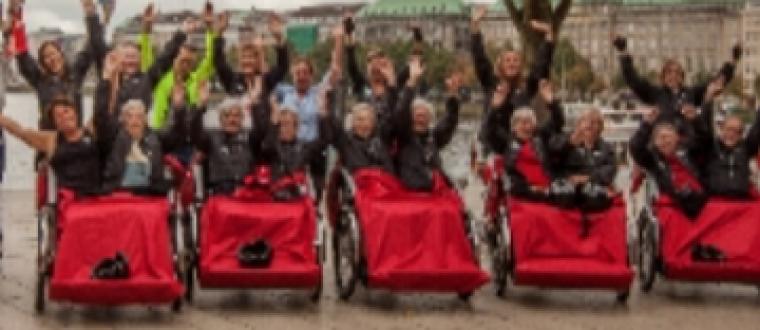 Cykling uden alder – tak for deltagelse